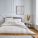 Andaz Luxury Silver Bedding