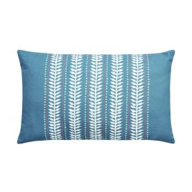 Myrtle Marine Cushion Front
