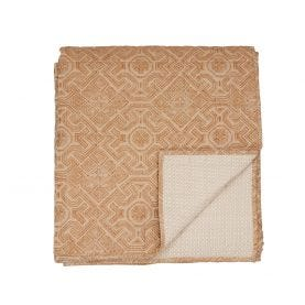 Agra Quilted Throw