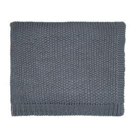 Bedeck Allegro Midnight Knitted Throw