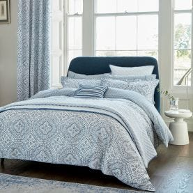 Eris Colbalt Blue Bedding