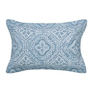 Eris Colbalt Oxford Pillowcase