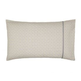 Satara Grey & Chartreuse Housewife Pillowcase