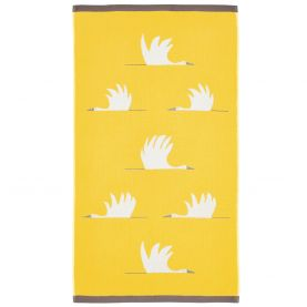 Colin Crane Hand Towel, Chalky Brights