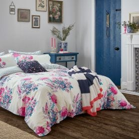 Cottage Garden Floral Bedding by Joules