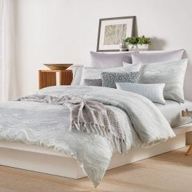 Marble Bedding by DKNY