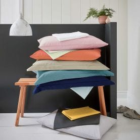 Luxury 50/50 Poly-cotton Deep Fitted Sheets