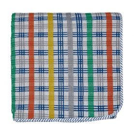 Menton Nautical Quilted Throw