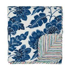 Paloma Nautical Quilted Throw