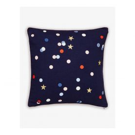 Beau Floral Navy Cushion