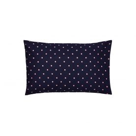 Beau Floral Navy Housewife Pillowcase