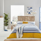 Joules Blue Stripe Nautical Bedding