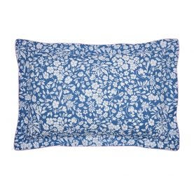 Orchard Ditsy Blue Yonder Oxford Pillowcase