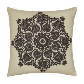 Bullerswood Paprika Cushion Front