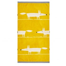 Mr Fox Towel