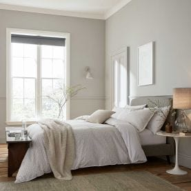 Thea Floral Patterned Linen Bedding