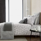 Siena Silver Floral Bedding