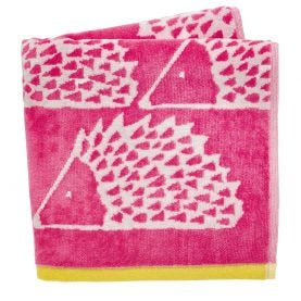 Spike Guest Towel in Pink