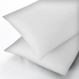 Extra Large White Pillowcase by Sanderson