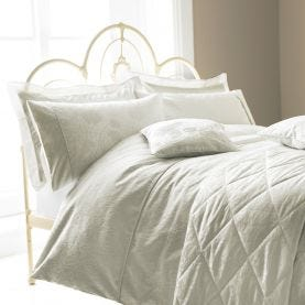 Ashbee Housewife Pillowcases Silver