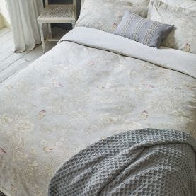Chiswick Grove Silver Bedding
