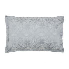 Sycamore Mist Blue Oxford Pillowcase.