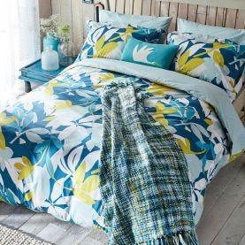 Baja Citrus Funky Duvet Covers