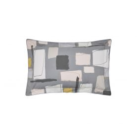 Composition Putty Housewife Pillowcase Front