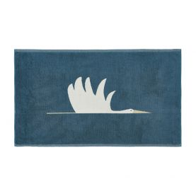 Colin Crane Bath Mat, Cool Lagoon
