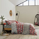 Pedro Brushed Cotton Bedding Pimento