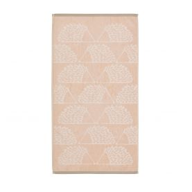 Spike Towels - Blush - Guest Towel