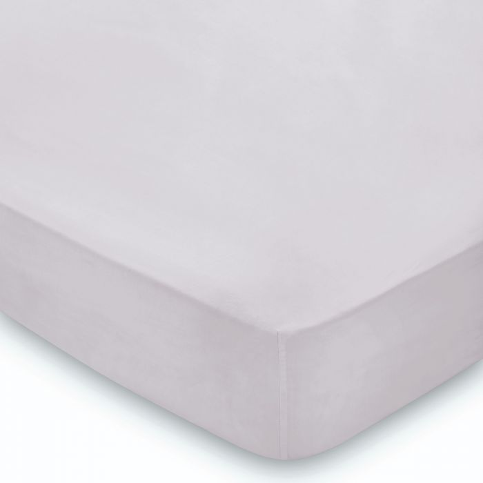 300 Thread Count Amethyst Fitted Sheet