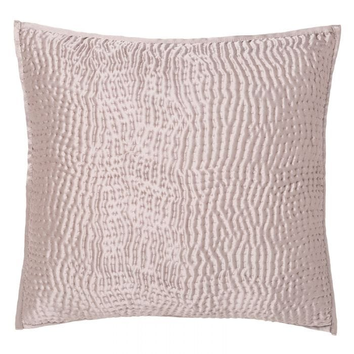 Amethyst Quilted Bed Cushion