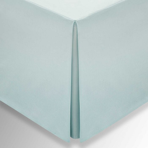 Aqua Blue Single Base Valance