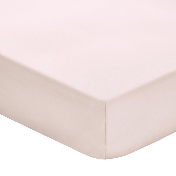 Blush Fitted Sheet