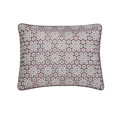 Allegro Mauve Cushion Front