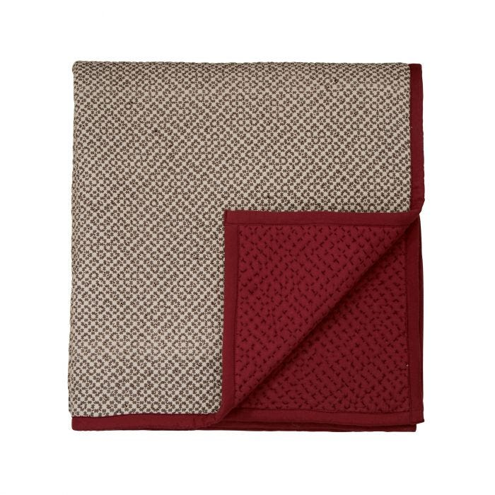 Amaya Quilted Throw