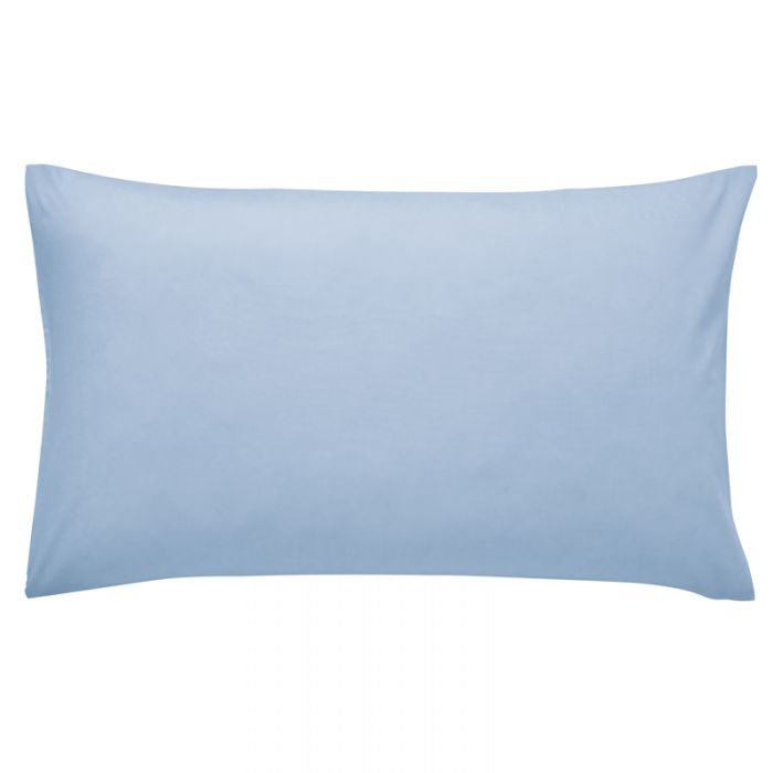 Luxury Blue Fitted Single Sheets