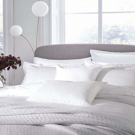 Kham Bedding White