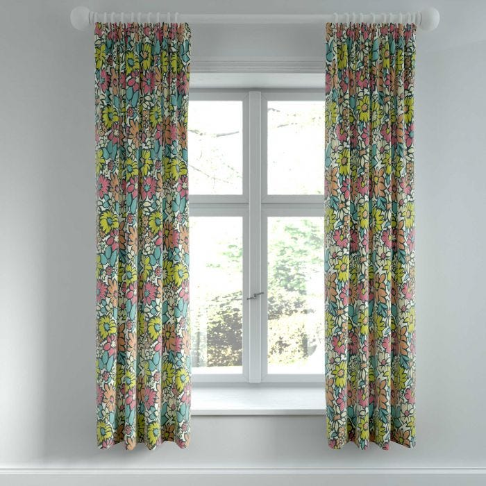 Bonnie Lined Curtains