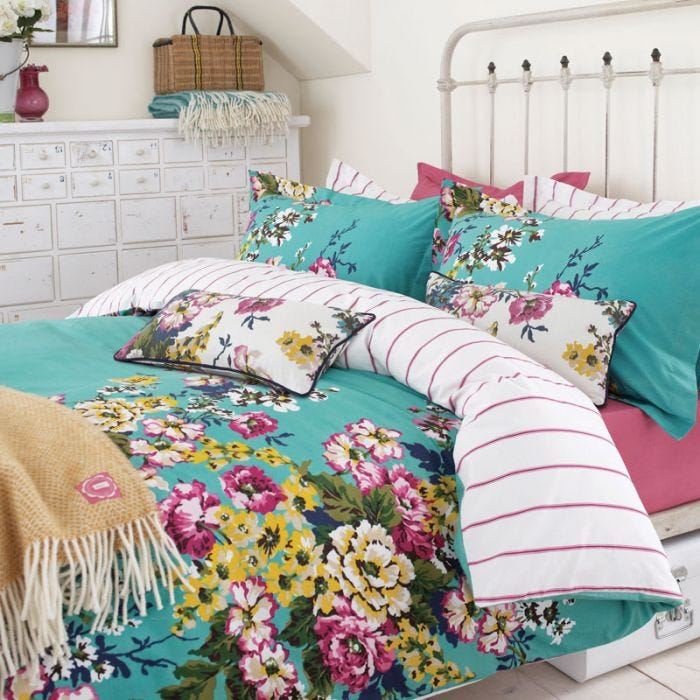 Mineral Green Duvet Covers, Single
