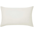 Luxury Plain Cream Pillowcase