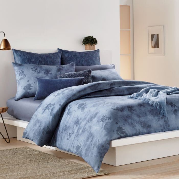 Camo Floral Bedding by DKNY