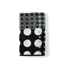 Dot Grey Hand Towel.