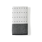Triangle Stripe Monochrome Towel.