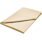 Luxury Gold Flat Sheet (Super Kingsize)