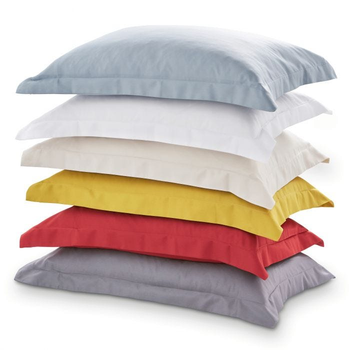400 Thread Count Sheets In Six Colours