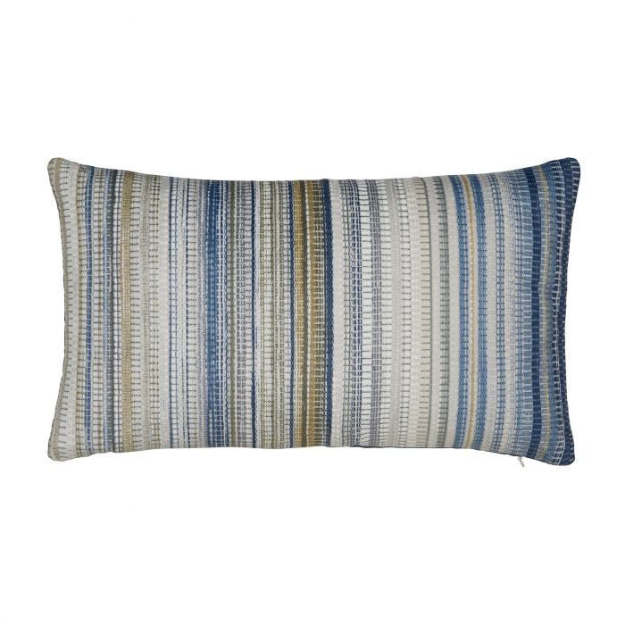 Kienze Blue Cushion Front