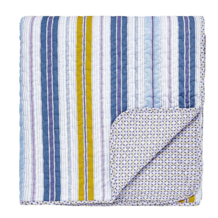 Melody Quilted Throw