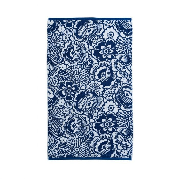 Tilde Blue Towel.